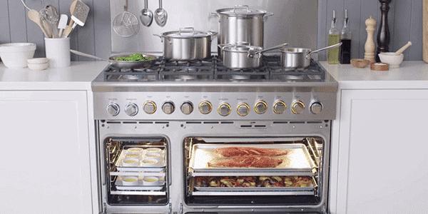 oven repair clarksville